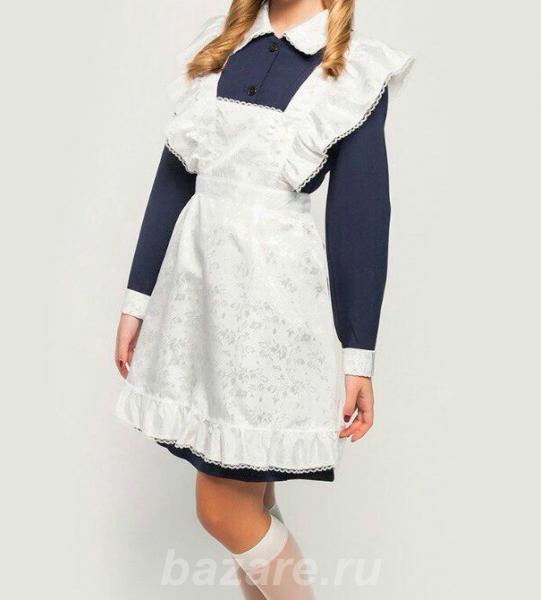 Школьная форма платье фартук,  Самара