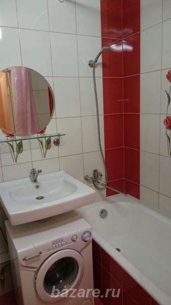 Однокомнатная квартира посуточно, ул. Горский микрорайон 68,  Новосибирск