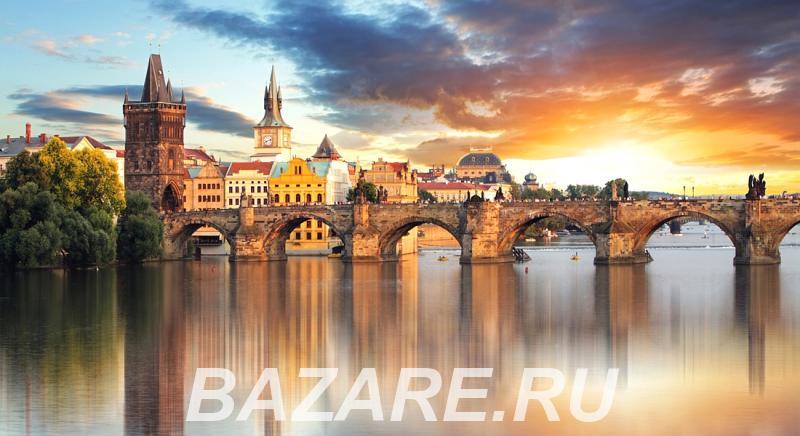 Удивительная Чехия Прага из Краснодара 25.08 на 7 ночей, Краснодар. Прикубанский р-н