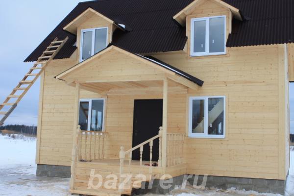 Продаю  дом  110 кв.м  деревянный, Киржач