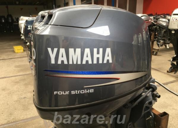 Лодочный мотор Yamaha F60,