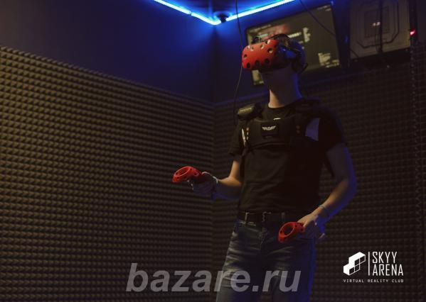 Организация праздников, корпоративов. VR-парк Скай Арена.,  Новосибирск