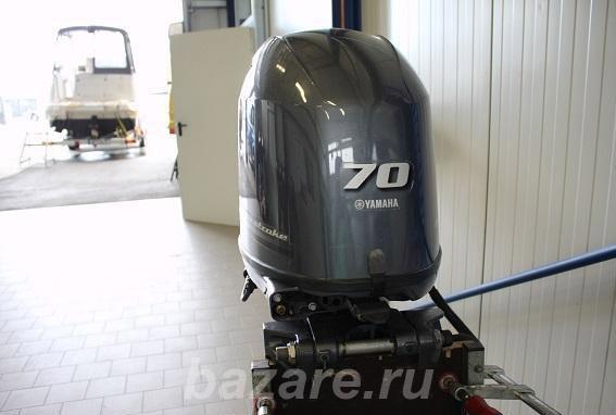 Лодочный мотор Yamaha F70,