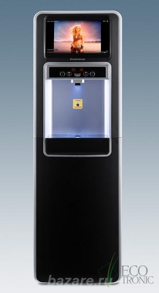 Ecotronic P5-LXAD кулер с дисплеем для видео, рекламных ...,  Ставрополь