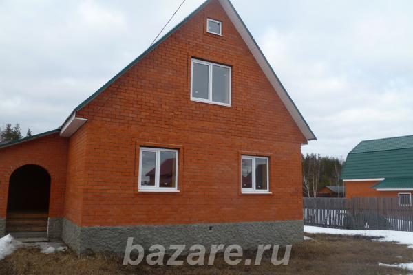 Продаю  дом  160 кв.м  кирпичный, Киржач