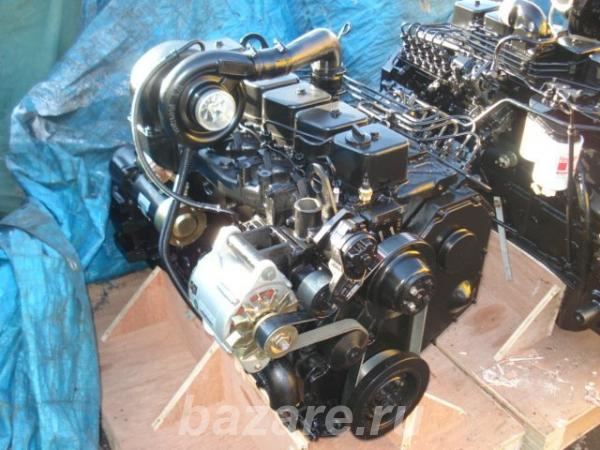 Двигатель для экскаватора Samsung MX202, MX8, MX135, SE 210 - Cummins  ...,  Иркутск