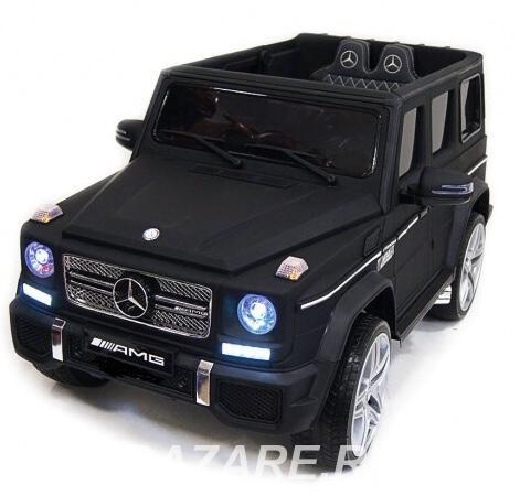 Детский электромобиль Mersedes-Benz G65 Гелик, Москва