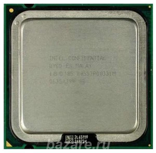 Процессоры soc. 775 E6300, E8400, P4 630,  Екатеринбург