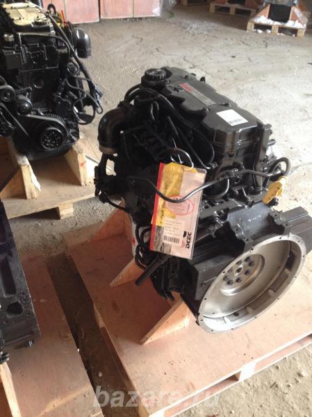 Двигатель для экскаватора Hyundai Robex 1300w, R130, R140, - Cummins b ...,  Иркутск