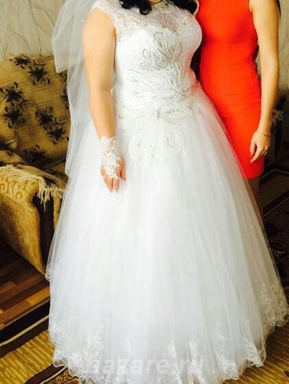 свадебное платье для настоящей принцессы, Морозовск