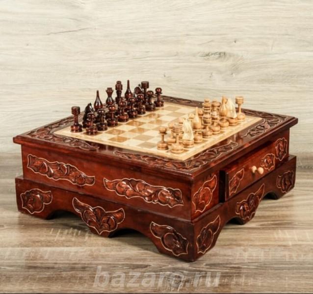 Шахматы - древняя как мир игра интеллектуалов, Нижний Новгород