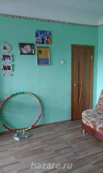 Продаю 2-комн квартиру 43 кв м,  Чита