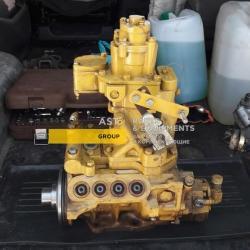 ТНВД для бульдозера CAT D9R двигатель 3408, 3408C