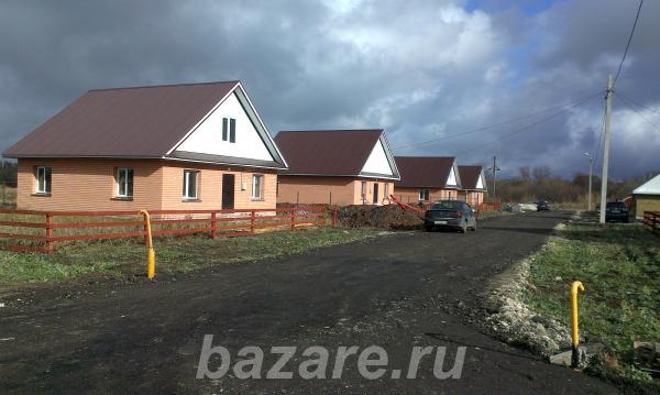 Продаю  дом  80 кв.м  кирпичный, Ишеевка