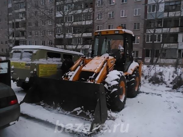 Аренда экскаватора-погрузчика JCB 3CX SUPER,  Пермь