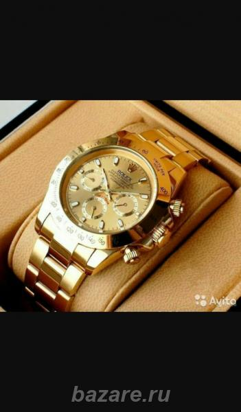 Товары почтой Комплект клатч Baellerry Italia часы Rolex Daytona,  Биробиджан