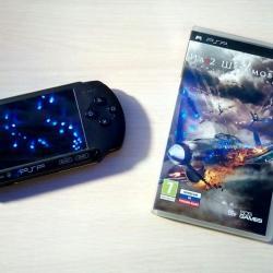 продам PSP Е1008 1 игра