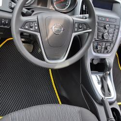 Коврики EVA в салон на все автомобили