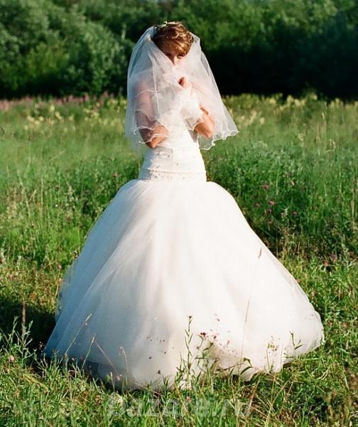Сказочное свадебное платье, Череповец