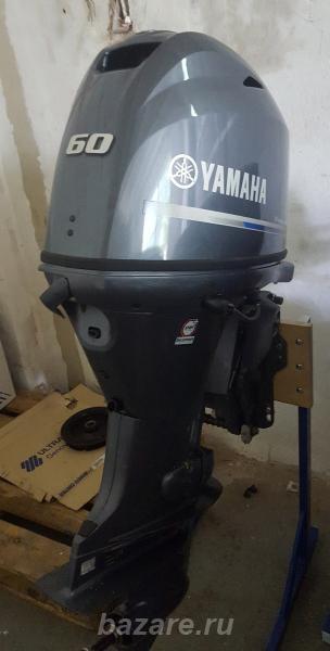 Лодочный мотор Yamaha F60FETL,