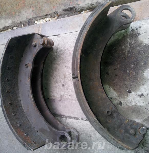 Тормозные колодки на прицеп 20 тонн,  Новосибирск
