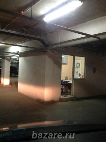 Продам машиноместо 18 м в охраняемом подземном паркинге,  Краснодар