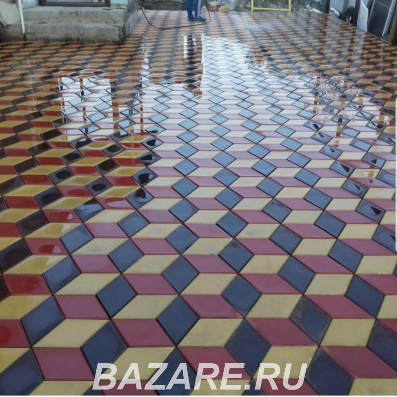 Укладка тротуарной плитки, Краснодар