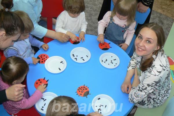 Центр развития детей Почемучка,  Омск