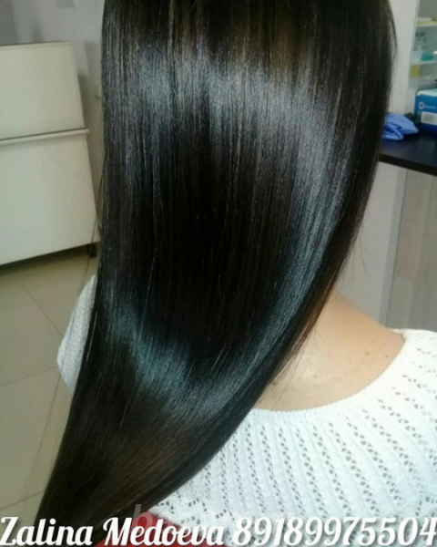 Ботокс волос Кератиновое выпрямление, Краснодар
