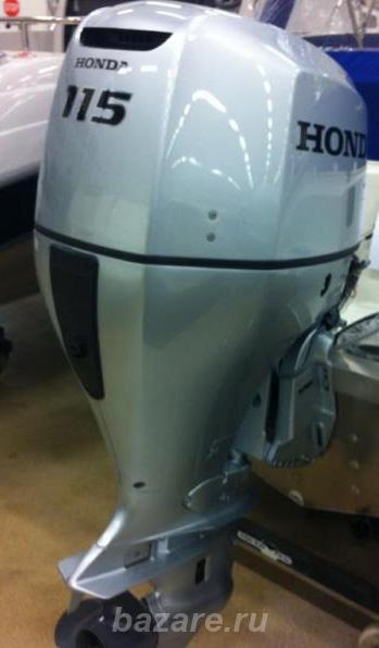 Лодочный мотор Honda BF115,