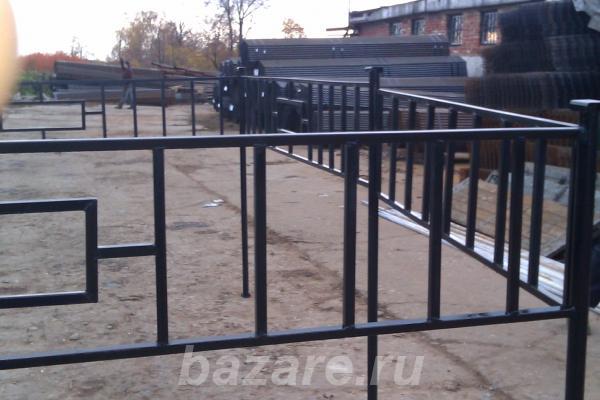 Ритуальные ограды, Некрасовское