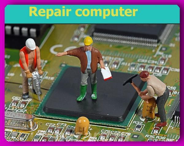 Замена чипа и видеоматрицы при ремонте ноутбуков, Пятигорск