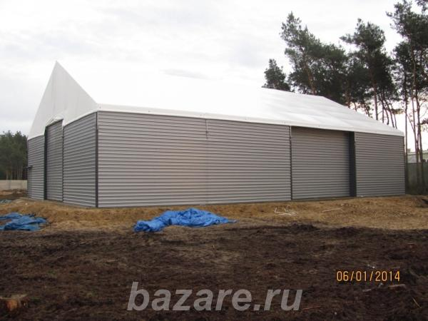 Быстровозводимые ангары, склады, хранилища,  Смоленск