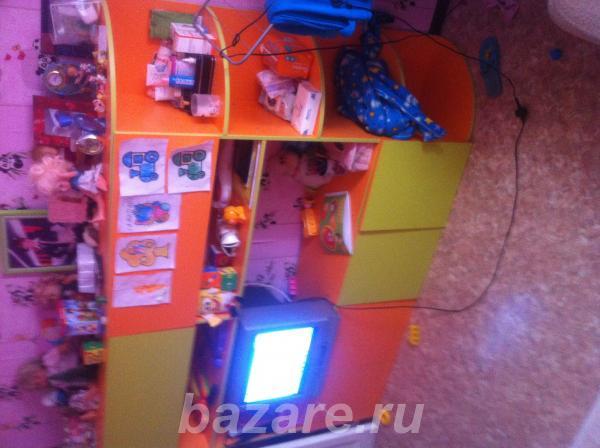 Продам шкаф в детскую.,  Хабаровск