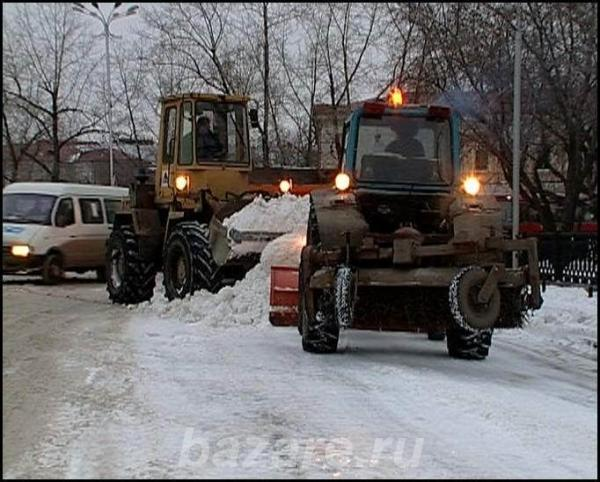 Аренда трактора-щетки,  Пермь