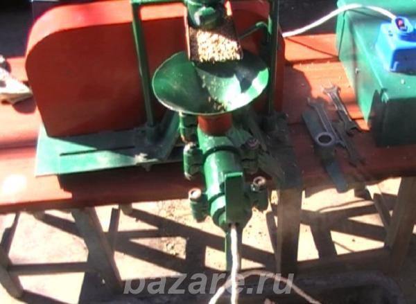 Зерновой экструдер для приготовления кормов, Песчанокопское