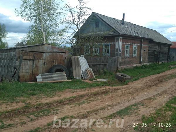 Продаю  дом  23 кв.м  деревянный, Кирово-Чепецк