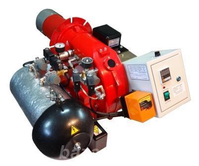 Горелка на отработанном масле AL-35T, 120-440 кВт,  Чита