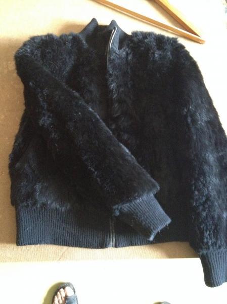 Куртка зимняя меховая кролик, Череповец