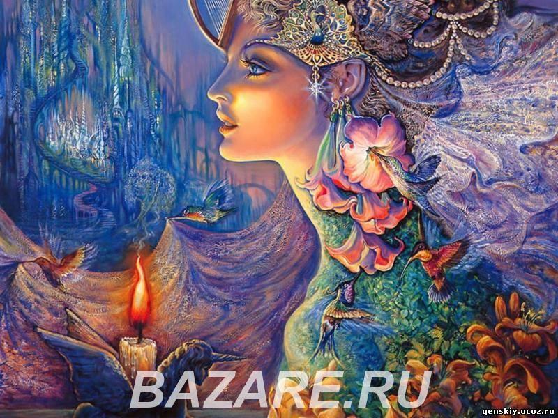 Картина Фея алмазная мозаика,  Волгоград