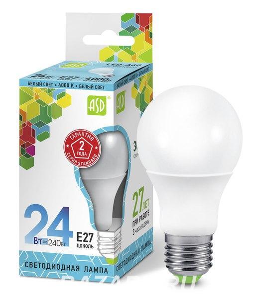 Лампа LED Лед 24вт, Симферополь
