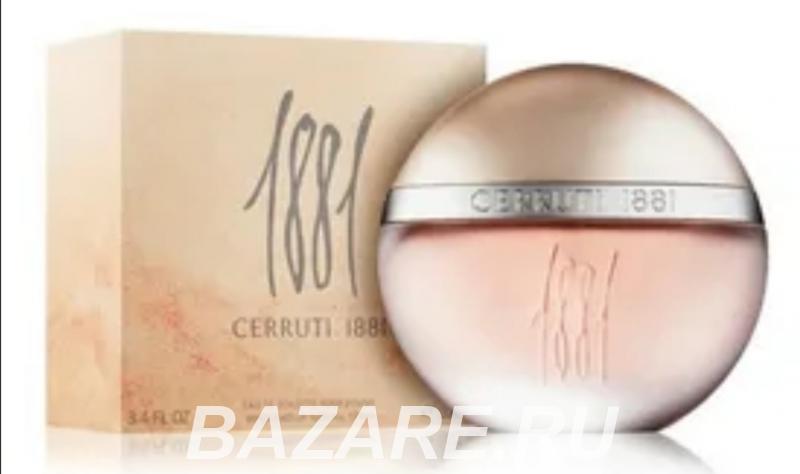 Элитный парфюм Essens W101 - эквивалент Cerruti 1881, Мишкино