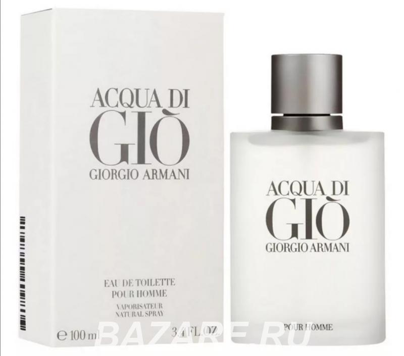 Элитный парфюм Essens M003 - эквивалент Giorgio Armani Acqua di Gio, Мишкино