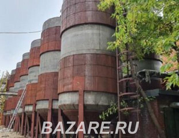 Продаются Емкости нержавеющие ЦКТ, объем -50 куб. м, Москва
