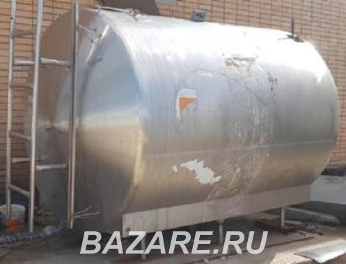 Продается Емкость нержавеющая, объем 7 куб. м. ,, Москва