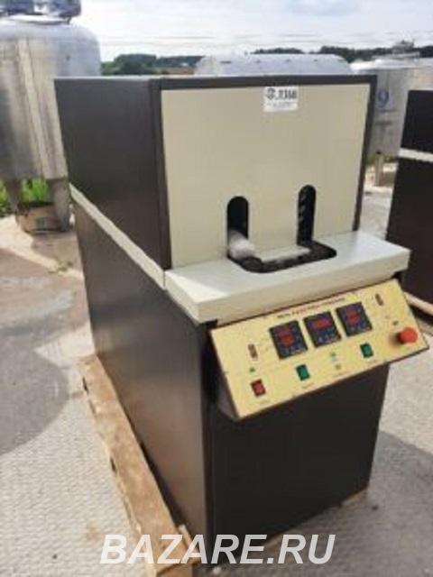 Продается Полуавтомат выдува ПЭТ бутылок с печью разогрева, Москва
