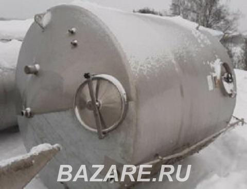 Продается Емкость нержавеющая, объем -10 куб. м., Москва