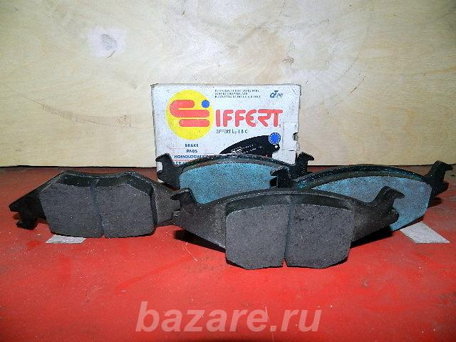 Колодки тормозные дисковые Siffert 2382, Москва