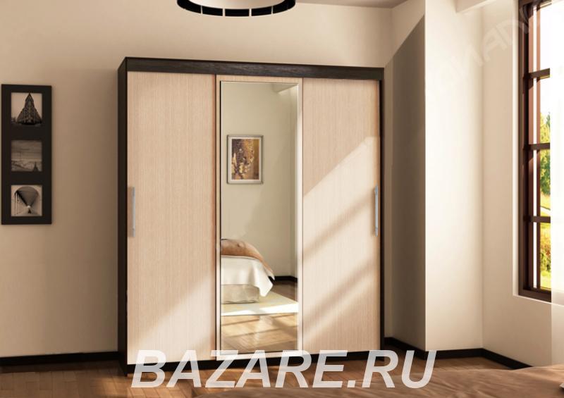 Шкаф купе 012 вариант 1 ИЦ, Краснодар