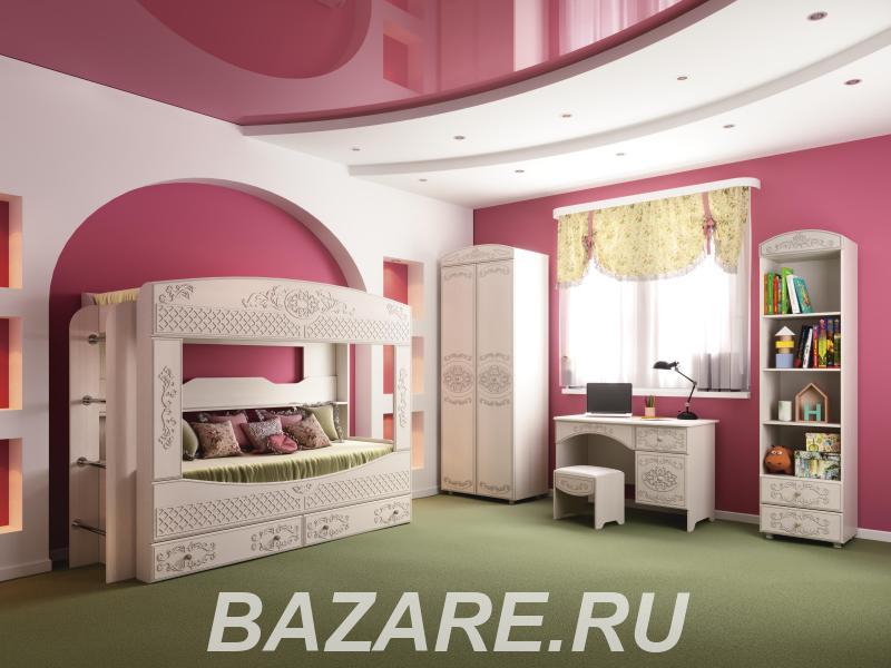 Детская Каролина купить в магазине мебели, Краснодар